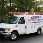 MB Haynes heating and cooling vehicle
