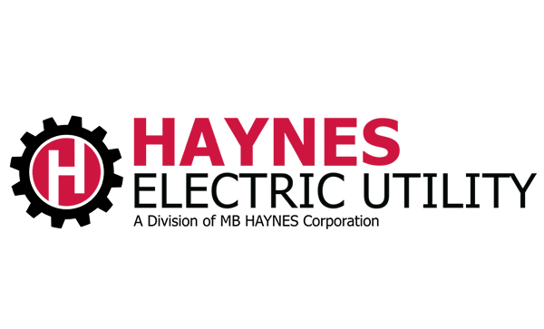 Haynes Electric Utility logo